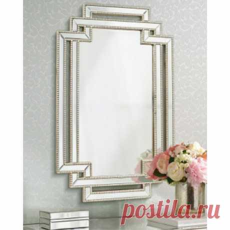 """Зеркало в раме """"Лацио"""". Дизайнерские зеркала купить в Москве - необычные зеркала, цена в каталоге интернет-магазина ForestGum"""