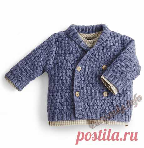 Пальто (д) 09*690 Phildar №5079