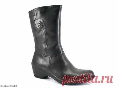 Сапожки женские Марко 399008 - женская обувь, сапоги. Купить обувь Marko