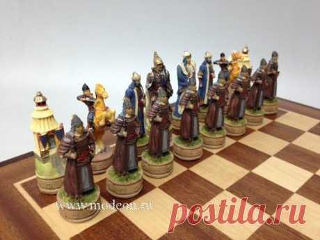 Картинки монгольских шахмат (11 фото) ⭐ Забавник