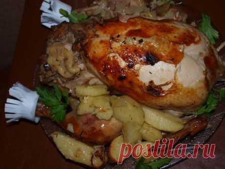 Курица в рукаве. Обсуждение на Блоги на Труде