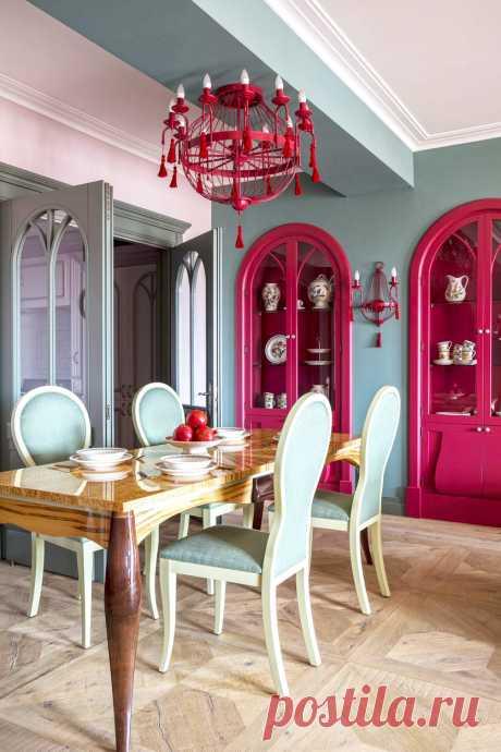9 ярких цветовых сочетаний в интерьере, которые вас удивят