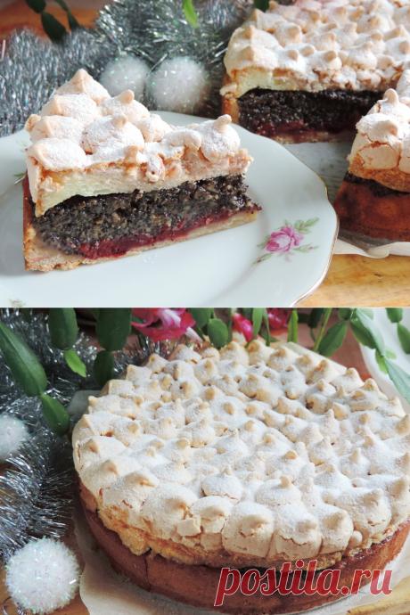 Маковый пирог «Зимний сон» - Леди Mail.Ru