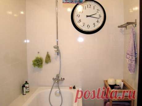 Ремонт одной ванной комнаты — Pro ремонт