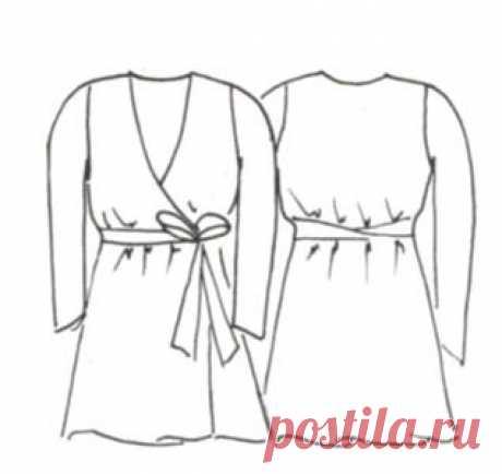 Шьем симпатичные и не сложные платья из трикотажа по готовым выкройкам! Размеры от 42 до 54!!!