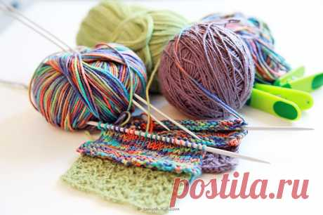 Useful tips for those who knit and like to knit.