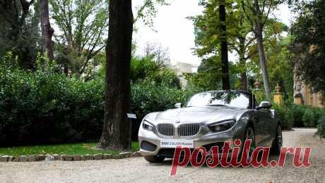 BMW Z4 Roadster Zagato