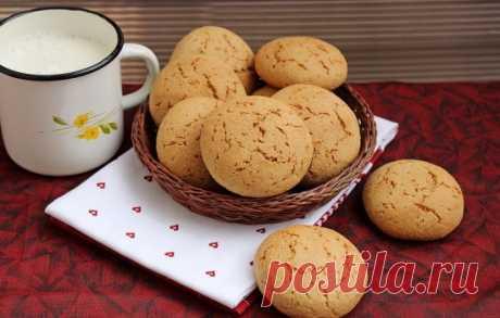 Рецепты печенья из овсяной муки с медом, имбирем, корицей, орехами.