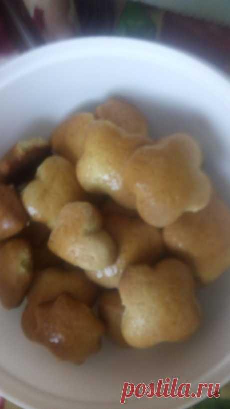 Постное печенье на рассоле - рецепт с фото пошагово