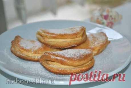 Печенье с творогом и яблоками - Хлебопечка.ру