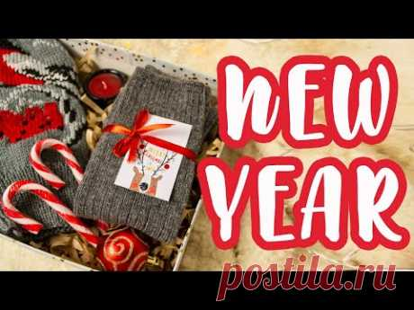 7 Подарков На Новый Год! Атмосферные Новогодние Подарки Своими Руками!