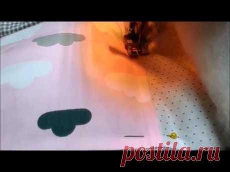 Лоскутное одеяло. Как стегать одеяло