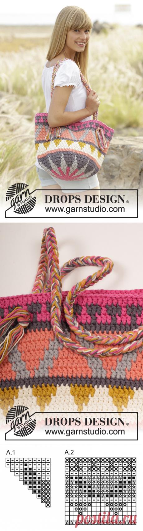 Сумка Market Day от DROPS Design