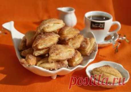 Las galletas caseosas