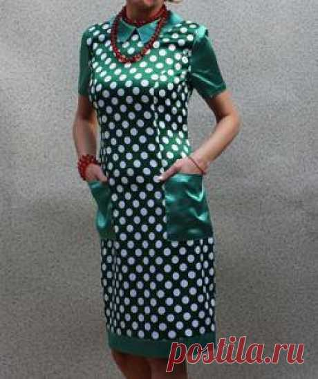 """""""Ekaterina"""" Cocktail Dress by Band of Tailors"""