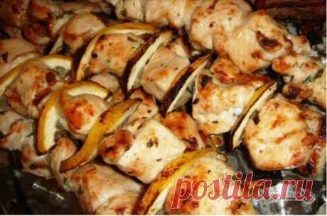 Шашлык из курицы (маринад с минералкой) - пошаговый рецепт с фото на Повар.ру