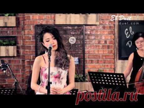 I Wish You Love - Eb Duet & Friends - YouTube