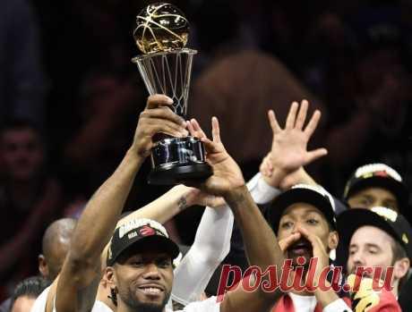 Всё в мире баскетбола