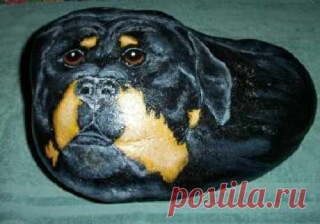 rockpaintingii: View Photo:life size head
