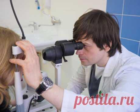Глаукома: как не «пропустить» опасное заболевание и сохранить зрение?