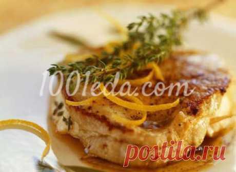 Как приготовить медальоны из телятины с лимоном - Быстрый обед и ужин от 1001 ЕДА