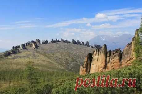 Загадочные сибирские Кигиляхи - артефакты арктической цивилизации? - Туризм и Отдых - медиаплатформа МирТесен
