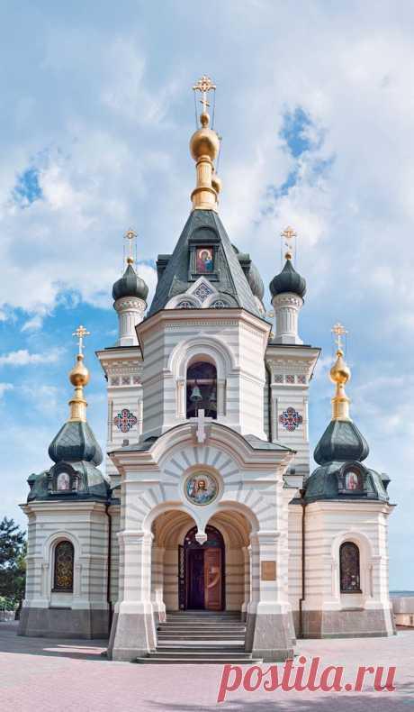 Церковь Воскресения Христова в Форосе