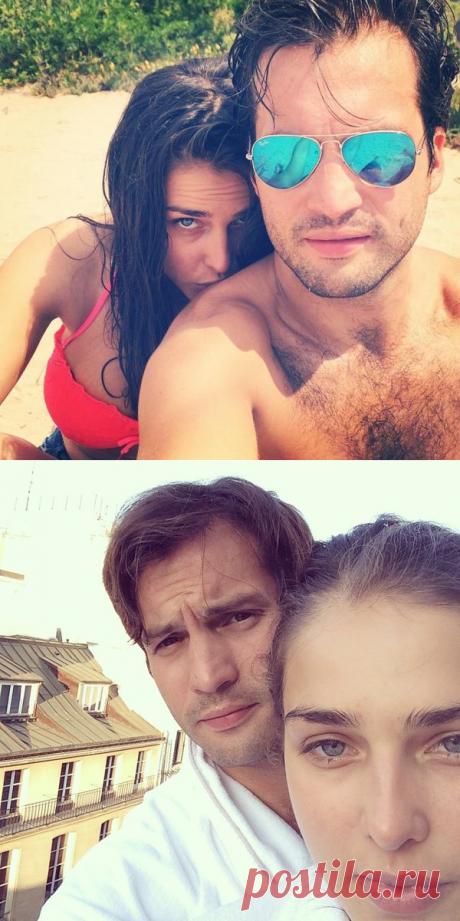 Самые красивые пары: российские знаменитости