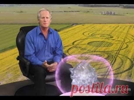 Тайны иллюминатов: Круги на полях несут в себе чертеж потоков энергий вселенной. Фильм Процветание. - YouTube