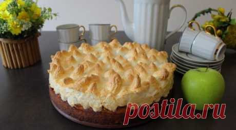 Пирог «Дамский каприз» — Sloosh – кулинарные рецепты