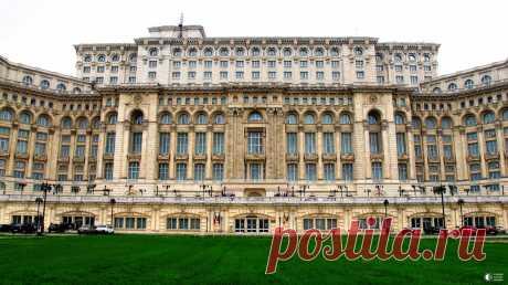 Дворец Чаушеску в Бухаресте, Румыния - Путешествуем вместе