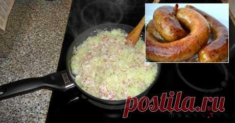 Картофельные колбаски - Узнал сам расскажи другому все самое интересное - медиаплатформа МирТесен