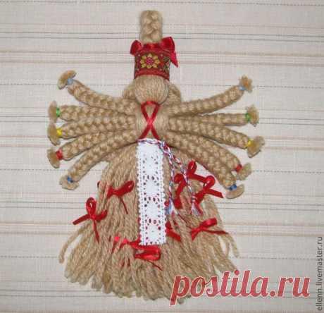 Куклы‑обереги - mad1959— я.ру