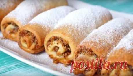 Бармак Вкуснейшее татарское печенье.