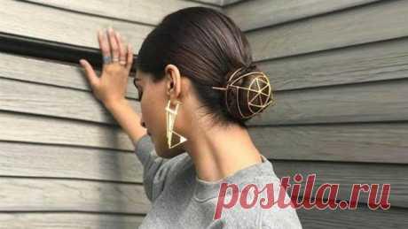 Стильные аксессуары для волос весна-лето 2019 | Люблю Себя