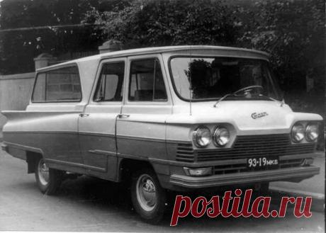 «Старт»: уникальный автомобиль из СССР с тяжелой судьбой