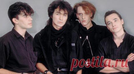 Как появились названия отечественных рок-групп