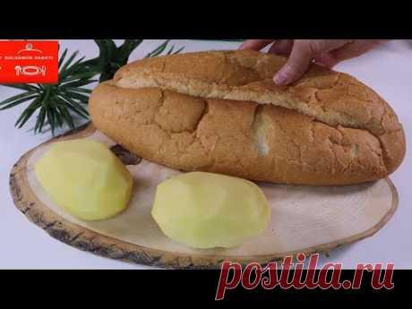 Nie wyrzucaj czerstwego chleba - nikt nie uwierzy, że zrobiłeś go z chleba. Pyszny