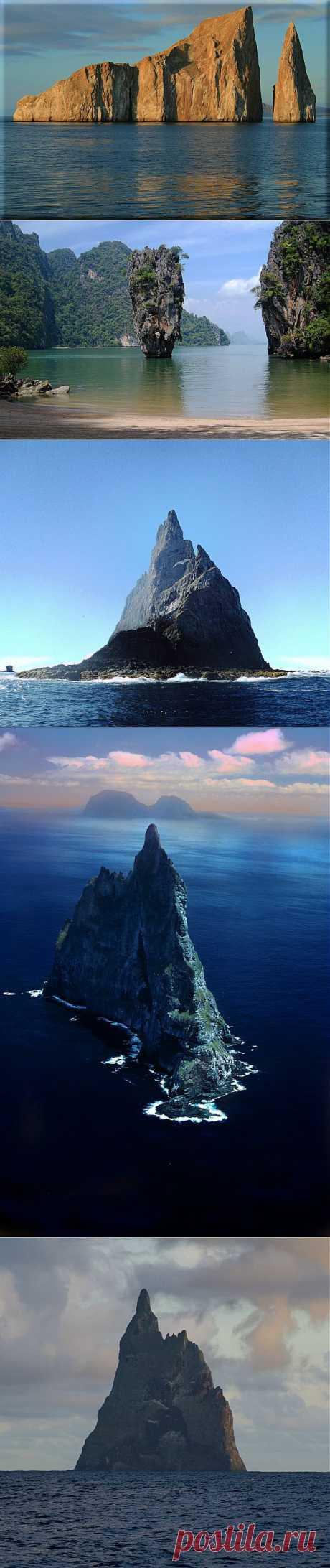 Самые необычные и впечатляющие скалы в мире | Newpix.ru - позитивный -журнал