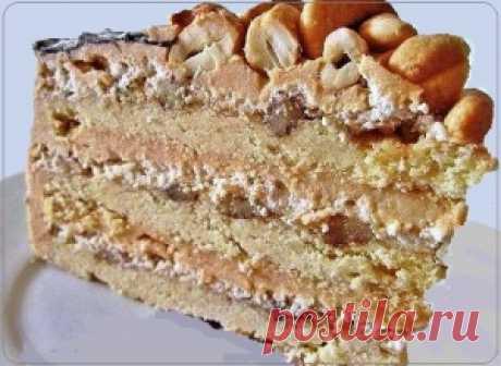 """Торт """"Страсть маркизы"""""""