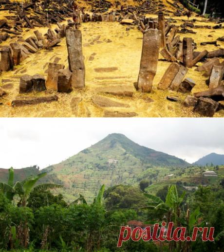 Гунунг Паданг: кто построил древнейшую структуру на Земле | Pentad