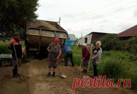 Кто должен чинить дороги к дачам   Идеальный огород   Яндекс Дзен