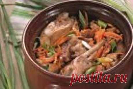 Мясо в горшочках в духовке - пошаговый рецепт с фото на Повар.ру