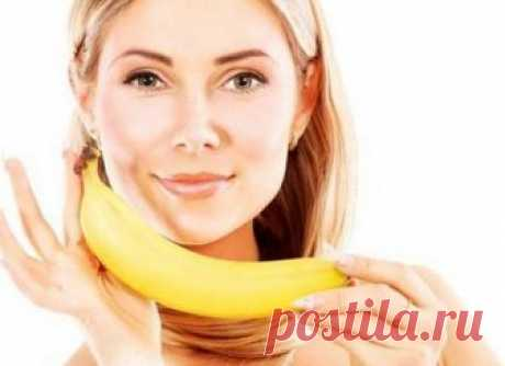Banana will relieve you of wrinkles: 4 best and checked the recipe!