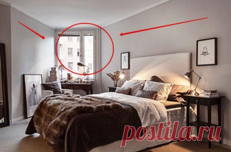 Нестандартная спальня? Есть совет. | flqu.ru - квартирный вопрос. Блог о дизайне, ремонте