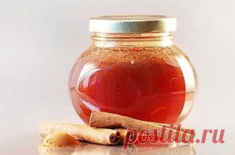 Волшебное сочетания меда и корицы творит чудеса в нашем организме!