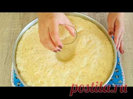 Этот хлеб не нужно месить! Результат вас удивит!