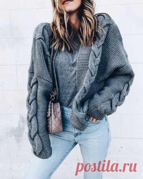 Отличные свитерки — Красота и мода