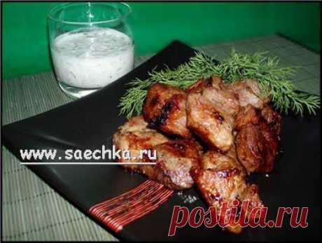 Маринад для шашлыка из свинины | рецепты на Saechka.Ru