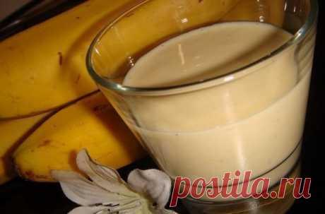 Рецепт бананового ликёра